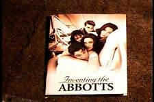 INVENTING THE ABBOTTS  PRESS KIT W 5 PHOTOS LIV TYLER