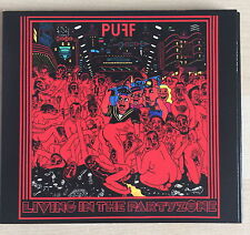 PUFF - Living In The Partyzone (2016 Slovenly, Fold-out Digipak - NEW)
