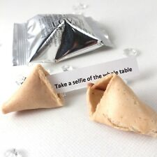 Sample Pack of 8 Wedding Fortune Cookies