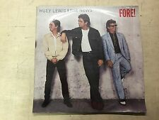 HUEY LEWIS AND THE NEWS FORE! LP 33 GIRI