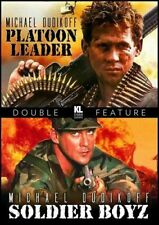 Platoon Leader / Solider Boyz Dvd Lm14