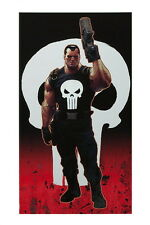 Stan Lee SIGNED Sideshow EXC Signed Marvel Punisher Art Print ~ Ariel Olivetti