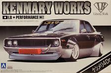 Nissan Skyline LB-Works Kenmary 1:24 Model Kit Bausatz Aoshima 009826