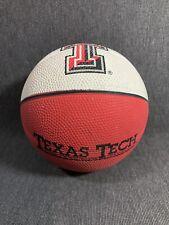 Baden Mini BasketBall Texas Tech Red/White (used) Free Ship