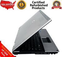 HP ELITEBOOK 8540P 15.6'' CORE I7-620M 2.67 GHZ 4GB RAM 500HDD-WIN10 PRO