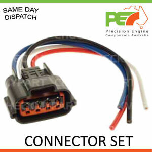 New Connector Set For Ford Courier Laser PE KF TX3 KH Crank Angle Sensor CAS