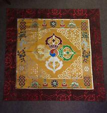 Tibetan silk brocade Dorji/dorje Design Table Cover/shrine Cloth/table Cloth