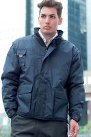 Giubotto Giacca Invernale Lavoro Uomo Impermeabile maniche lunga Abbigliamento