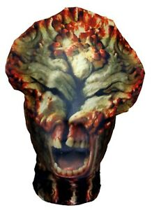 Clicker - The Last of Us - Head Mask Costume Halloween Cosplay Stretch Fabric