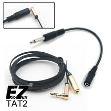 Tattoo Machine Clip Cord Replacement Set for Cheyenne Type Machine Black Color