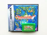 Dragon Quest Caravan Heart - Gameboy GBA RPG English Translated (USA Seller)