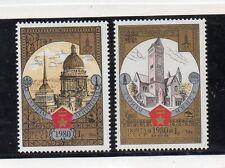 Rusia Deportes Olimpiada Moscu año 1980 (CP-365)