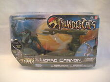 New Thunder Cats Lizard Cannon Thunder Lynx Bandai MIP