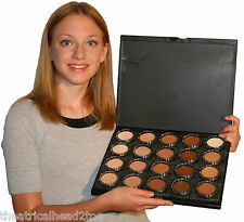 Celebre Pro HD Cream Foundation 20 Color Palette Mehron MUA beauty face quality