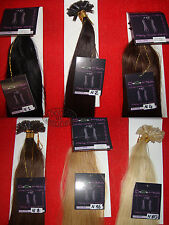 EXTENSION HAIR 150 PZ. ALLUNGAMENTO CAPELLI VERI 52CM.
