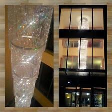 Large Custom Bespoke Crystal Chandelier Staircase, foyer Landing 1 Metre by 5m