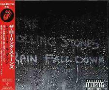 ROLLING STONES Rain Fall Down EDIT & MIX JAPAN w/ OBI SEALED CD Single USA seler