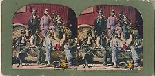 """Vintage SV """"Native Cane Grinders in Sunny Florida"""" Black Men with Sugar Cane"""