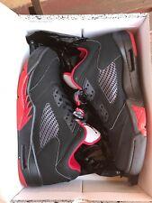 "Nike Air Jordan 5 V Retro Low ""Alternate 90"" Bred Black Red Size 11"