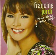 CD-Francine Jordi-Mia piccola grande mondo - #a2550