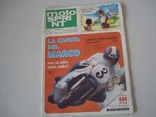 MOTOSPRINT 1/1978 PROVA TEST VESPA P 200 E