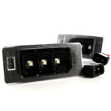 LED Kennzeichenbeleuchtung BMW E39 E60 E61 E70 E71 E82 E88 E90 E91 E92 E93 BLACK