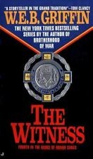 The Witness (Badge of Honor), W.E.B. Griffin, 0515107476, Book, Acceptable