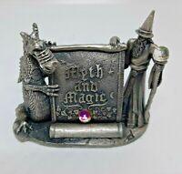 Tudor Mint Myth and Magic The Magical Encounter #3301 - New in Box