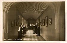 Windsor. Beaumont College # 143. Gallery, St John's.