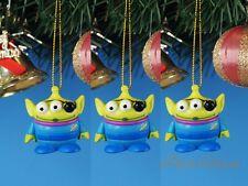 Toy Story Little Green Men Set 3 Decoration Xmas Tree Ornament Home Decor 1324x3