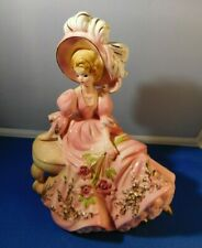 """Large Josef Collectibles ~ Love Makes the World Go Round ~ """"Garden Tryst"""""""