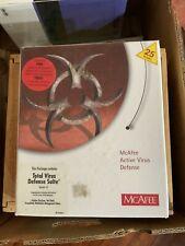 McAffe Total Virus Defense Suite V4.5