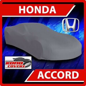 Fits. [HONDA ACCORD] CAR COVER - Ultimate Full Custom-Fit All Weather Protection