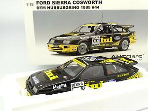 Auto Art 1/18 - Ford Sierra Rs Cosworth Nurburgring 1989 N° 44 Him