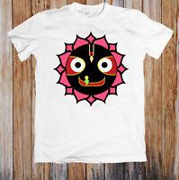 Jagannath Krishna Hindu God Unisex T Shirt