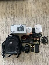 Canon EOS 5D Mark III DSLR Camera Kit with 24-70mm f/2.8L lens