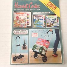 Harriet Carter Catalog Coloring Books 051817nonrh2