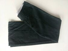 Anthropologie Sanctuary Womens Size 27 Trouser Pants Black Linen Cotton Flare