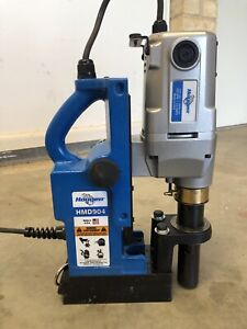 Hougen HMD904 Portable Magnetic Drill