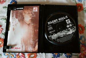 PC CD-ROM Spiel SILENT HILL 2  DIRECTORS CUT von KONAMI
