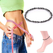 Magnetic Therapy Slimming Weight Loss Anklets Jewelry Health Care Fashion