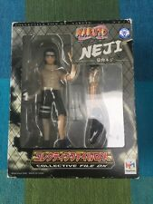 Pre-owned Naruto Collective File DX Neji Hyuga Megahouse Figure