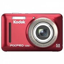 Camara digital Kodak Pixpro Cz53 roja 16mpx