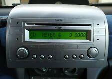 Radio autoradio BLAUPUNKT GMBH MP3 (con codice) - LANCIA YPSILON 843