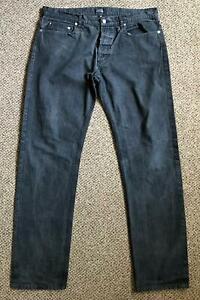 APC – Mens Japanese Jeans – Size 36 x 34