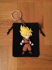 Dragon Ball Super Sayen Goku Keychain Double Sided