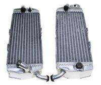 NEU Aluminium Wasserkühler Set für KTM LC4 620 625 640 660 ab Bj. 2000