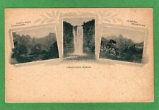 Natal South Africa Howick Drakensberg postal stationery ppc 1900 Ref P128