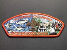 Water and Woods Council FSC, 2013 National Jamboree CSP, ONLY 200 MADE!!!!