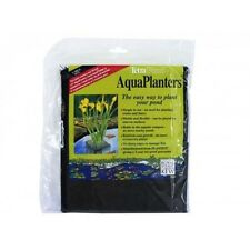 "Tetra Pond Aqua Planter Fabric Aquatic 7""x7""x7"" Container 2 Planters per package"